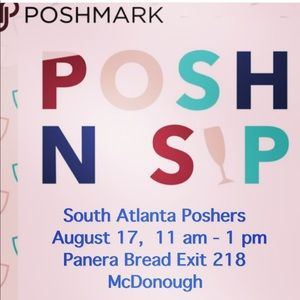 Other - South Atlanta Posh N Sip!!